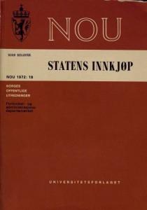 NOU fra 1972 om statens innkjøp_Side_001